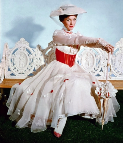 Historical Fashion Accuracy in Film: Mary Poppins (1964)