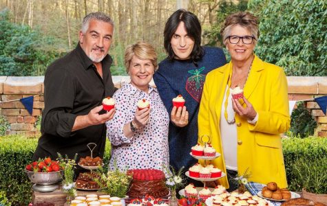 Lessons on Slowing Down and Human Resilience: The Great British Baking Show