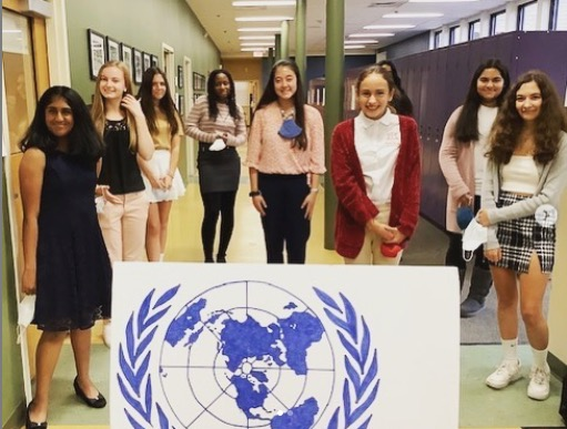 Montrosians Compete at Virtual Model UN Conference