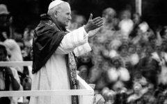 Contributing writer Ava Ryan 23 examines the life of Pope John Paul II.