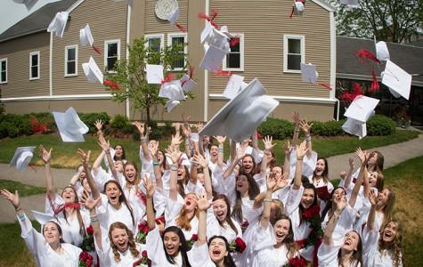 Graduation 2016: Students Speak about Hard Work, Trust & Community at Montrose