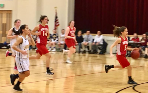 Varsity Basketball Concludes Season at Semifinals