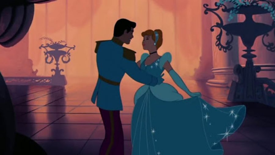 Staff Writer Abbie Linblad challenges a fashion myth: what color is really Cinderella's dress?