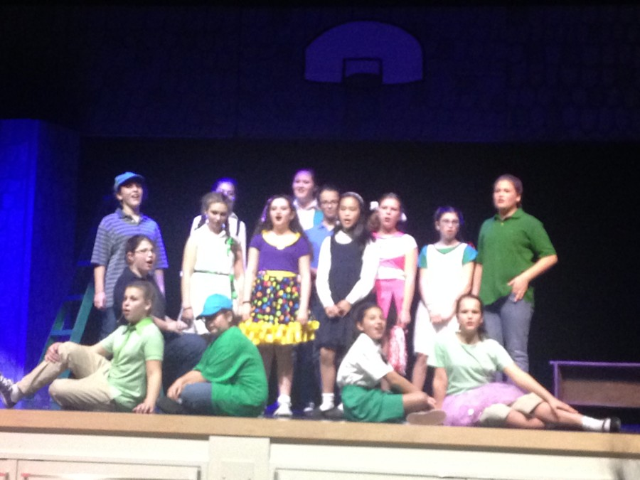 Middle School Musical Review: Edwina Jr.