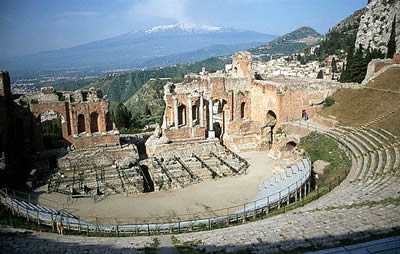 Modern, Comedic Twist on Greek Classics: Performances February 3rd and 4th