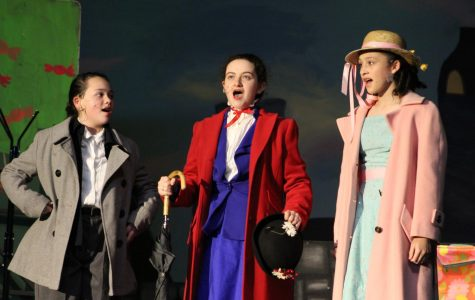 Mary Poppins Comes To Montrose!