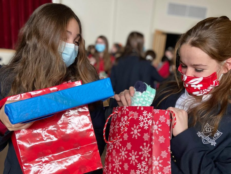 A Sophomore's Glimpse of Christmas at Montrose