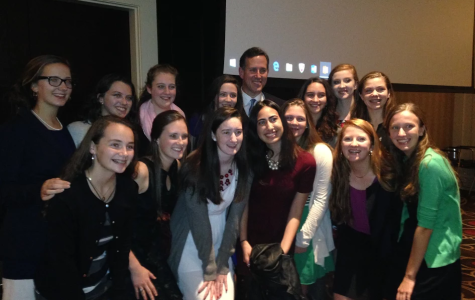 Reflections on the Right to Life: Students Share Thoughts on the MCFL Fundraising Banquet