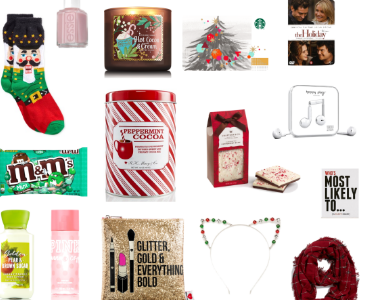 Stumped On Secret Santa? Check Out the Ultimate Gift Guide