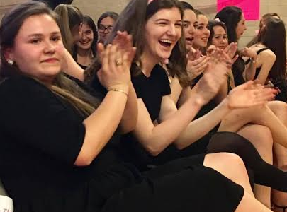 Treblemakers Visit Ursuline to Perform in Taylor Made