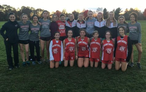 Varsity Cross Country Wins 4th and JV 5th in NEPSTA Division III Championship