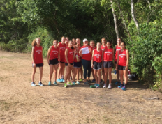 Cross-Country Dominates First Meet