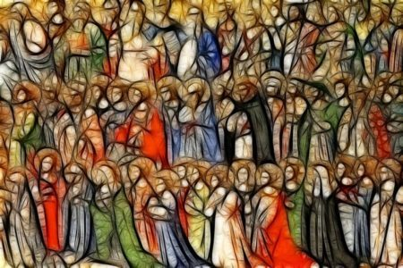 Remember the Saints: All Saints Observations Around the World