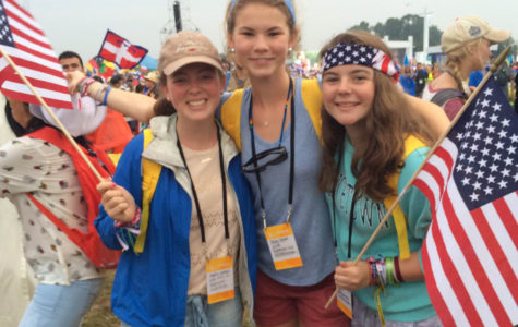 Montrosians Tell of their Journey to Krakow Poland for World Youth Day '16
