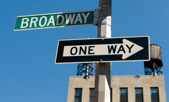 The Power of the Playbill: Is Broadway Declining?