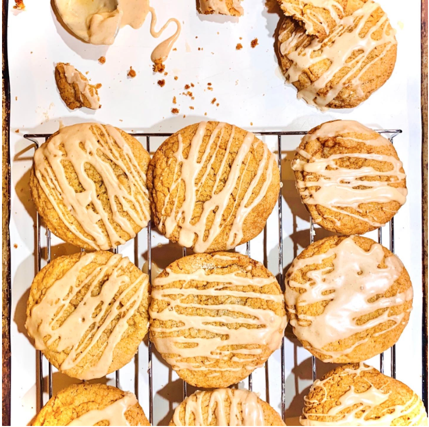 Maple Spice Cookies