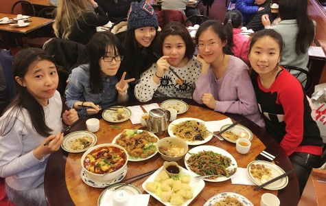 Montrose's Chinese Students Celebrate New Year far from Home