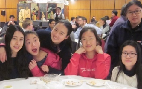 Montrose's Chinese Students Journey to Chinatown for a Glimpse of Home for Chinese New Year