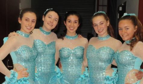 Feature: Clare Melley '19 – Balancing School and Dance