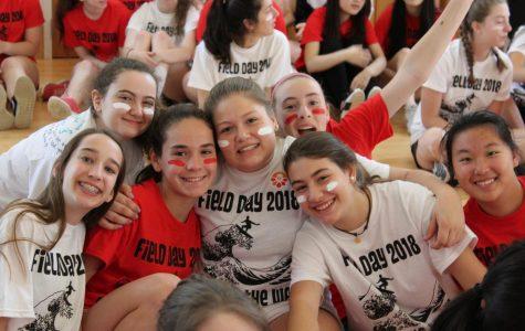 Red Team Triumphs in 2018 Field Day: Breaks White Team's 5-year Win Streak