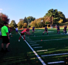Montrose Field Hockey Rising to the Challenge