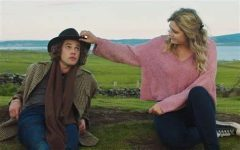 Finding You stars Jedidiah Goodacre as Beckett and Rose Reid as Finley.