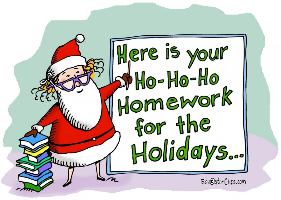 Should+We+Have+Homework+Over+Christmas+Break%3F