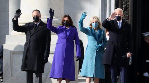Fashion: The Inaugural Dress of Biden