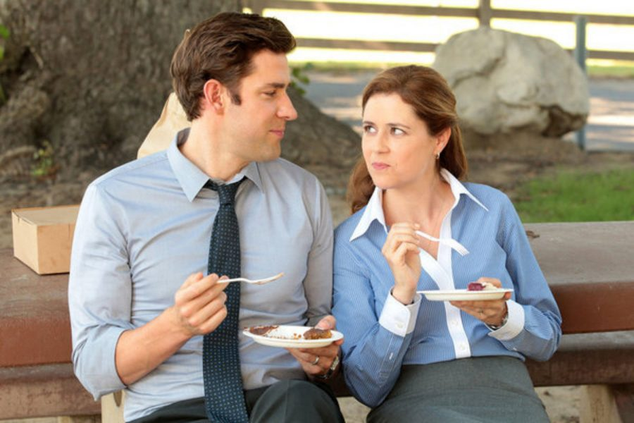A&E: The Best of The Office's Jim and Pam