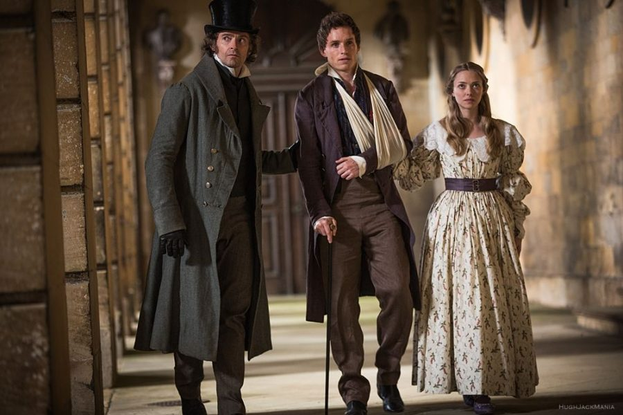 Fashion editor Chloe Stefani provides an in-depth look at the accuracy of Cosette's(far right) outfits in Les Mis 2012.