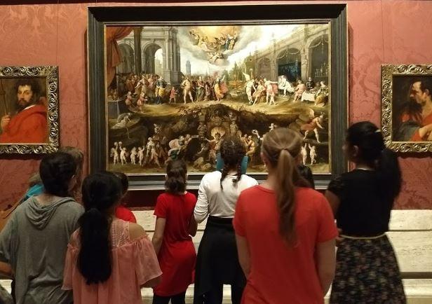 Middle School Field Trips: Museum of Fine Arts & Isabella Stewart Gardner