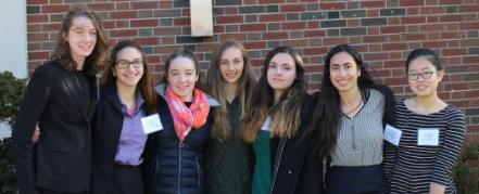 Montrose's Model UN Team Competes with Success at St. John's Prep