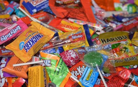 Montrose's NHS Donates Halloween Candy to Three Charities