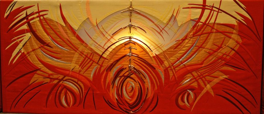 Pentecost and the Montrose Mission