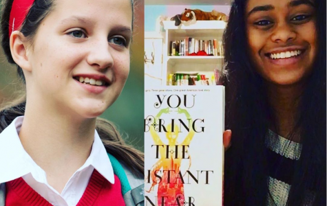 Two Montrosians Win Top Honors in MA for Letters for Literature Contest