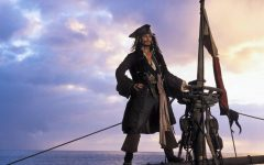 Middle School staff writer Maria Dodds '26 shares her enthusiasm for a classic adventure character: Pirates of the Caribbean's Captain Jack Sparrow.