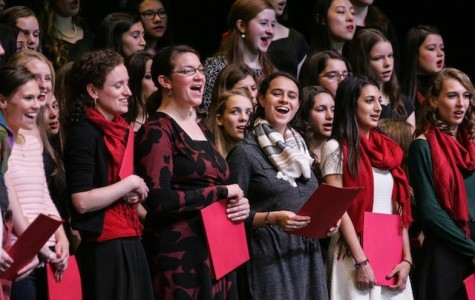 Review: Christmas Concert 2015 – At Home in the A & A